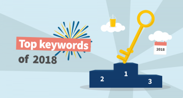 Top keywords of 2018: The most searched keywords